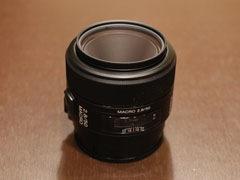 50mm/F2.8 Macro